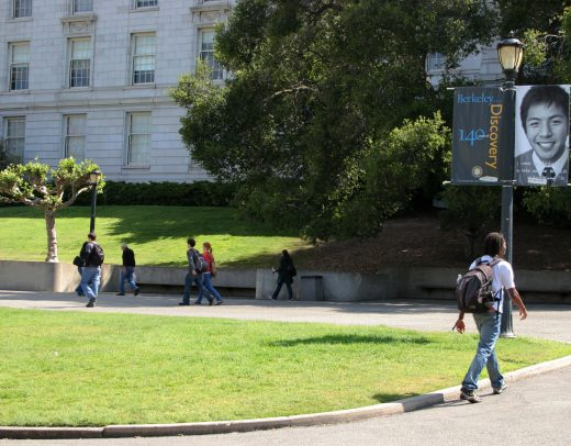 Student at UC Berkeley