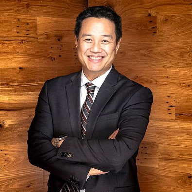 Don Chen, President and CEO, Surdna Foundation