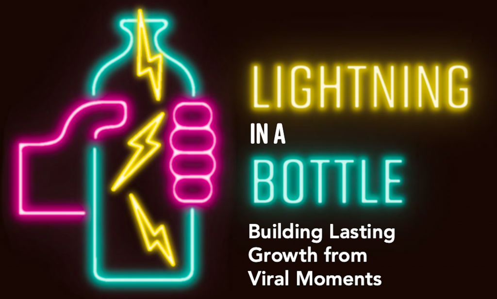 Lightning in a bottle report
