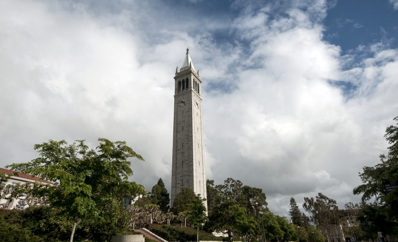 Campanile (Clock Tower) at UC Berkeley