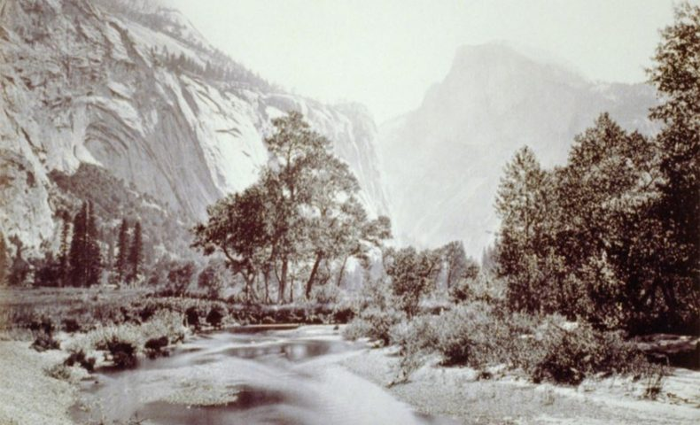 The film, scheduled to air as a six-part series, chronicles the evolution of the National Parks over nearly 150 years.