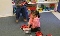 Proof That Preschool Makes a Difference, young children in preschool class