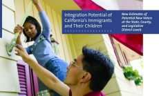 New Immigrant Voter report cover