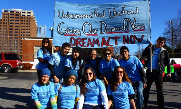 NC DREAM Team: Undocumented, Unafraid