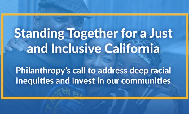Standing Together for an Inclusive California