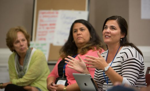 Nonprofit leaders attend FLA convening