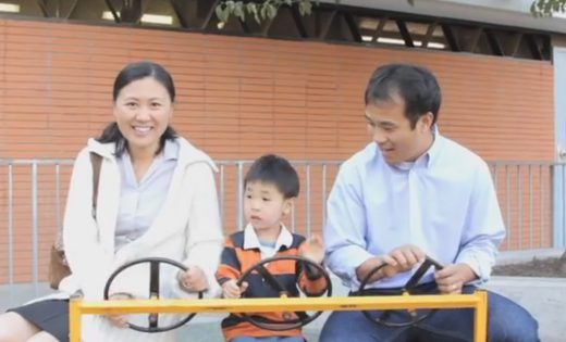 Meet SoS Donor Ben Xu and his family