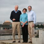 Haas, Jr. Fund Trustees at Crissy Field