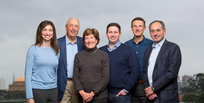 Haas, Jr. Fund Board of Directors at Crissy Field